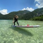 SUPBovec SUP Paddleboarding whitewater sup Stand Up Paddling tour