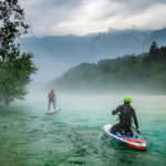 Whitewater paddleboarding on the Soca river (5)